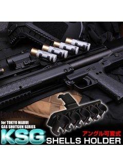 Laylax NITRO KSG Shotgun Hülsenhalter