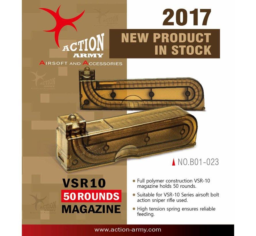 VSR -10 - 50 Rounds Magazine