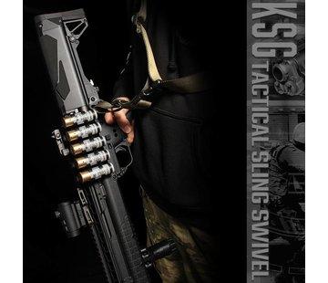 Laylax First Factory Tactical Sling Swivel for Marui KSG Shotgun