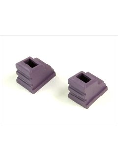 Nine Ball Magazine Gas Route Seal Aero Packing (2 PCS) For HK45/M&P9/XDM-40/PX4/1911/MEU /USP/Det.45/MP7A1 GBB Series