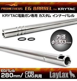Prometheus 6,03MM KRYTAC EG Barrel 280mm CRB・LMG
