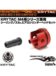 Prometheus KRYTAC Air cylinder head & Sealing Nozzle set