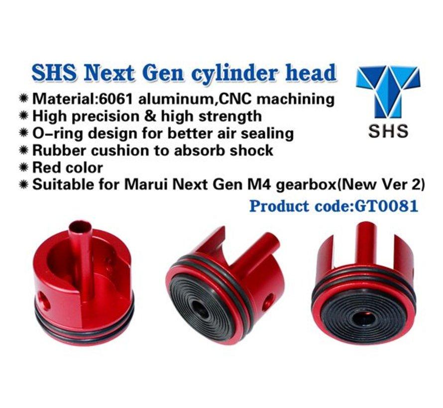 AK Gearbox SHS Cylinder Head Airsoft