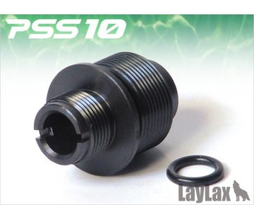 Laylax PSS10 Silencer Attachment VSR-10 Genuine Connector
