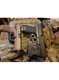 B-FAB MK23/SSX23 Fast Retention Holster With Trigger Lock