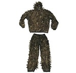 Ghillie & Leaf Suits