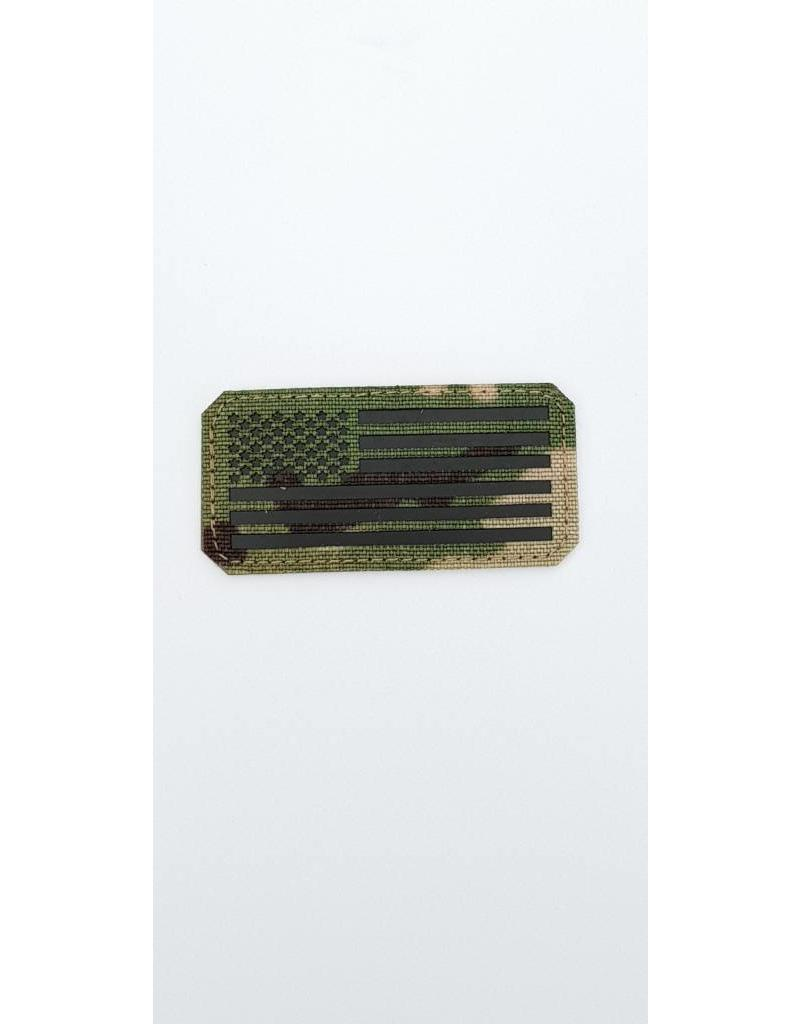United States Flag Patch - Multicam
