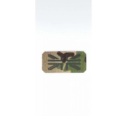 United Kingdom Flag Patch - Multicam