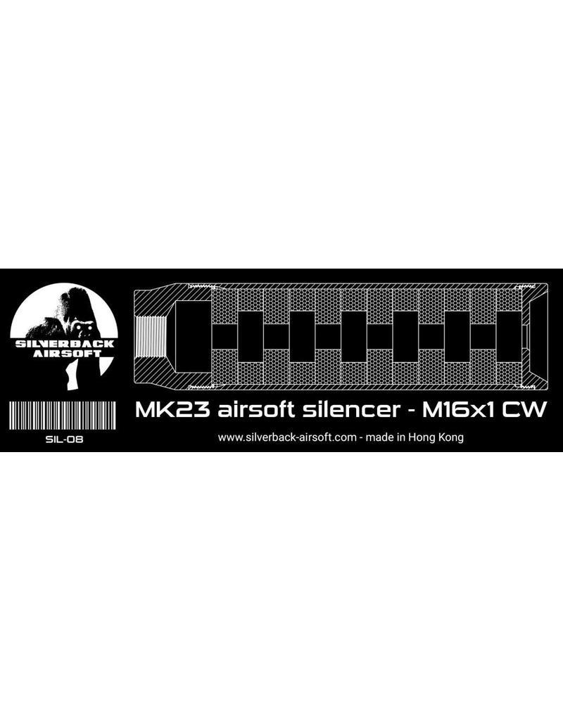 Silverback MK23 Suppressor