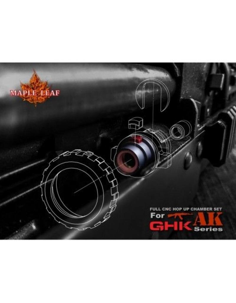Maple Leaf GHK AK Hopup CNC