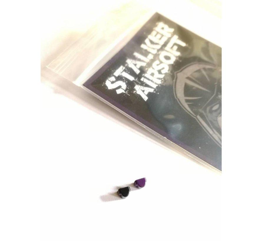 SRS Prowler Rubber Nub 60°+75° (Set)