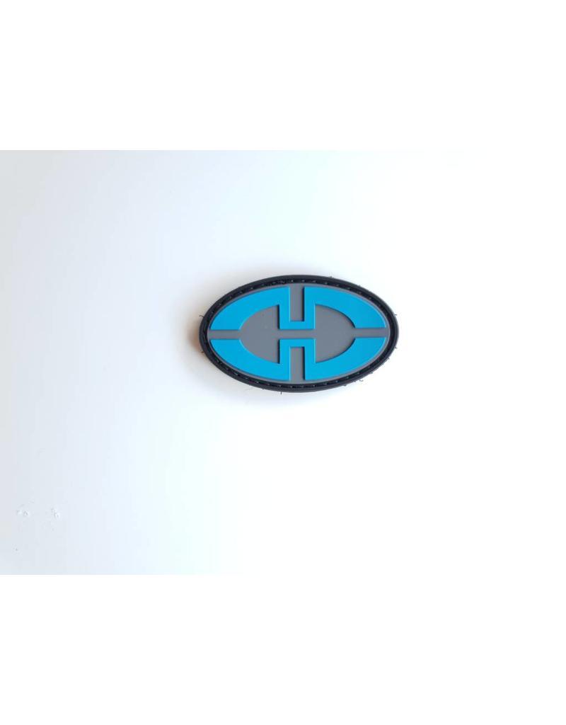 Desert Tech Desert tech Logo Patch  (Blue/Black)