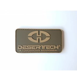 Desert Tech Desert tech Logo Patch