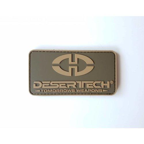Desert Tech Desert tech Logo Patch