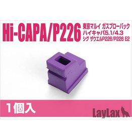 Nine Ball Hi-Capa Serie & SIG226 Magazin Gas Route Seal Aero Packing (1 STÜCK)