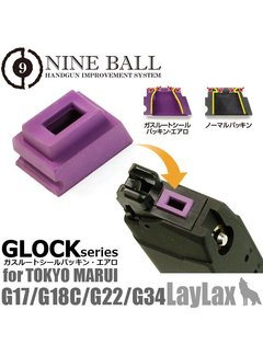 Nine Ball Glock Serie Magazine Gas Route Seal Aero Packing (1 STÜCK)