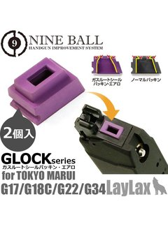 Nine Ball Glock Series Magazine Gas Route Seal Aero Packing (2 PIECES)