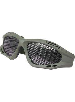 Viper Tactical Mesh Goggles Groen