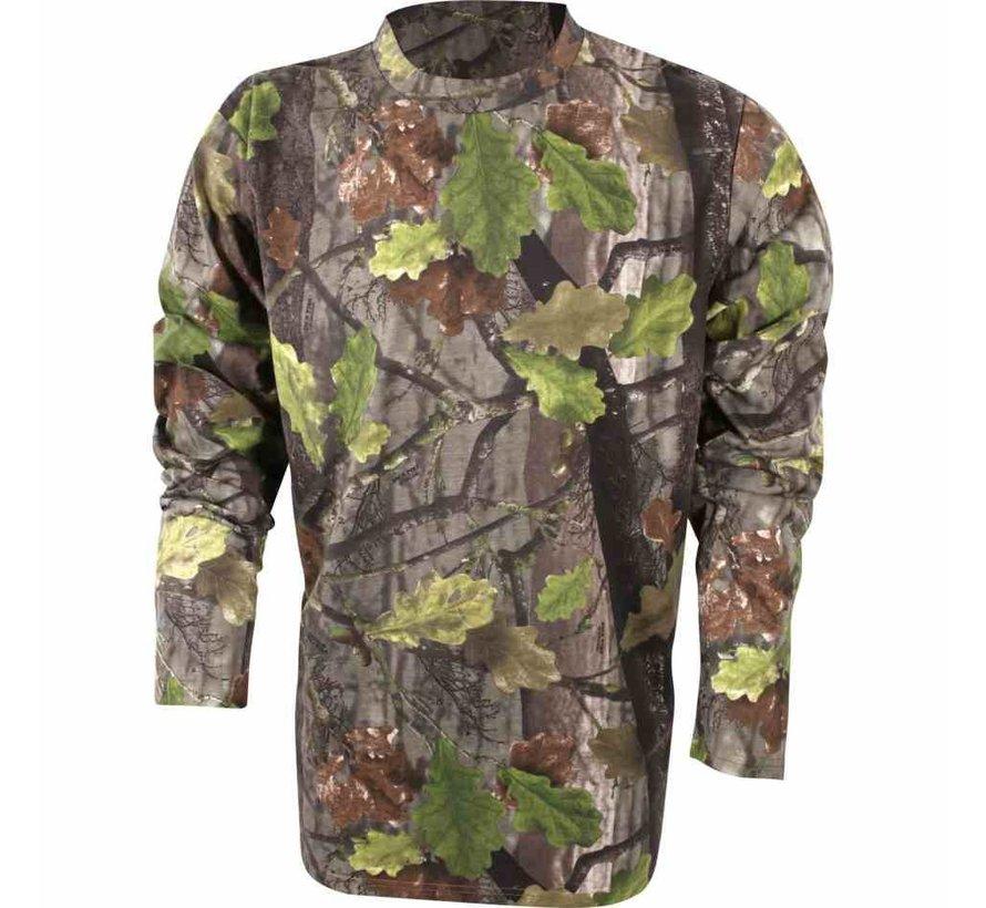 Evolution T-Shirt Long Sleeve (English Oak)