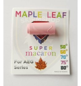 Maple Leaf Super Macaron mit 75 ° (AEG / SRS)