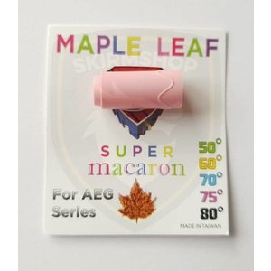 Maple Leaf Super Macaron HopUp Gummi 75 ° (AEG / SRS)