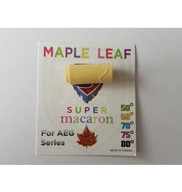 Maple Leaf Super Macaron mit 60 ° (AEG / SRS)