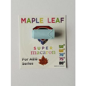 Maple Leaf Super Macaron HopUp Gummi 70 ° (AEG / SRS)