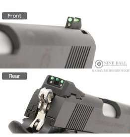 Nine Ball Hi-CAPA 5.1 Hybrid Tritium Sight