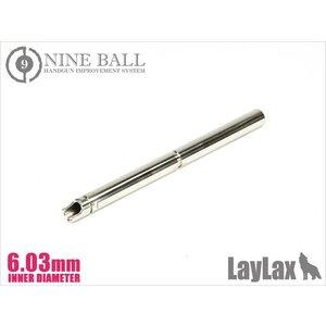 Nine Ball Hi-CAPA 5.1 Gold Match Pistol 112mm 6.03mm Inner Barrel