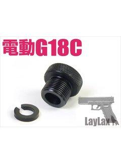 Nine Ball Elektrische Glock 18C Schalldämpferbefestigung