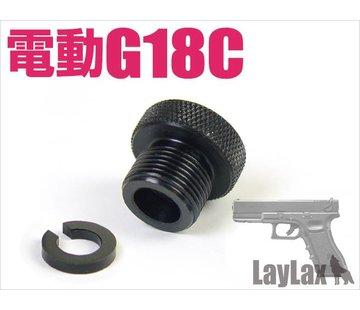 Nine Ball Electric Glock 18C Silencer Attachment