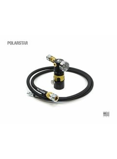 Polarstar MRS Air Rig with Braided Air Line (42, Black)
