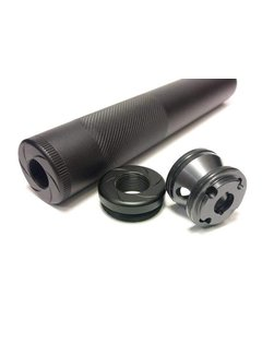 Maple Leaf MK23 / VSR SILENCER 14CCW/CW & 16MM CW (LARGE)
