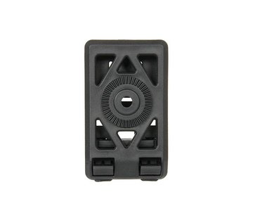 Amomax BELT CLIP - BLACK