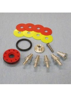 LeesPrecision Adjustable Airbrake Piston Head Pro Pack