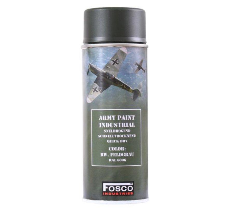 Armeefarbe BW. Feld Grau RAL 6006