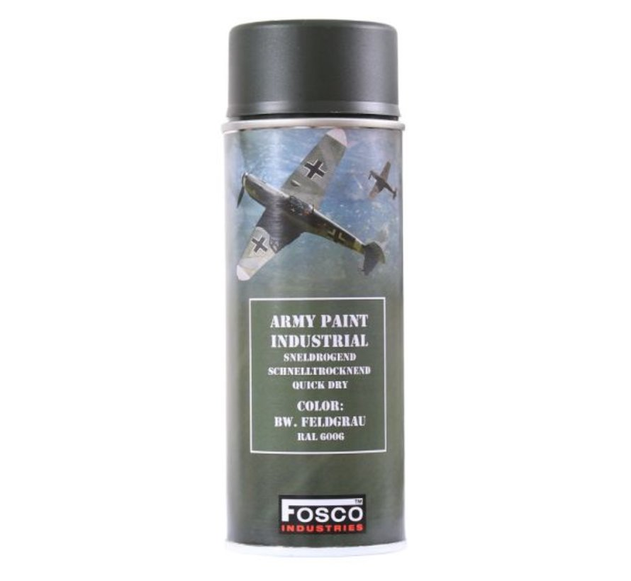 Army Paint BW. Field Grey RAL 6006