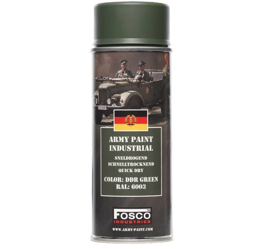 Army Paint DDR Green RAL 6003