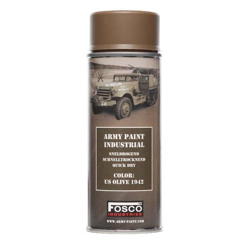 Fosco Army Paint US Olive 1942