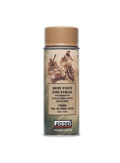 Fosco Army Paint WH. Dark Yellow RAL 7028