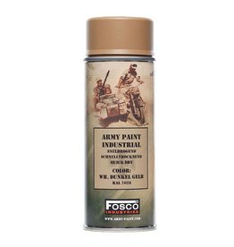 Fosco Army Paint WH.Dunkel Gelb RAL 7028