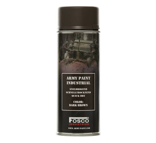 Fosco Army Paint Dark Brown