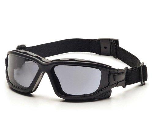 Pyramex I-Force GREY Brille Dual Anti-Beschlag Linse (Klasse 3)