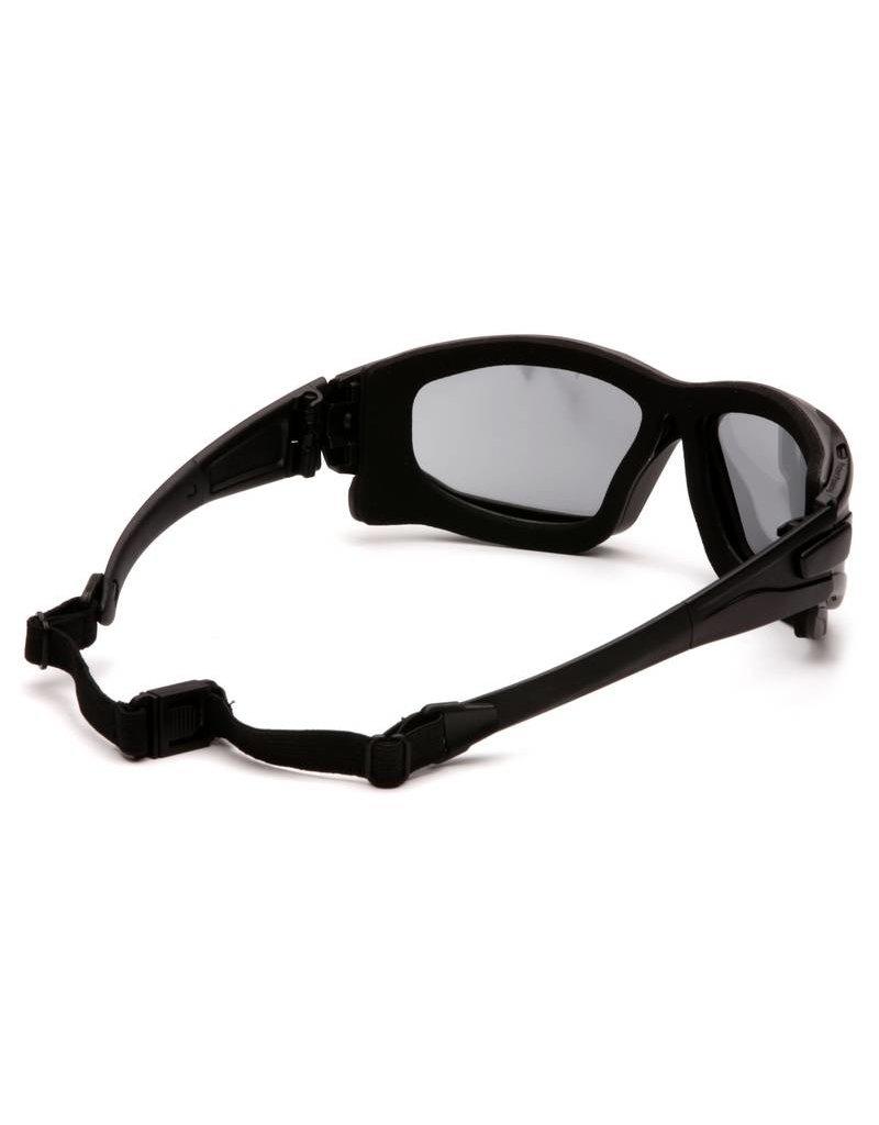 Pyramex I-Force GREY Goggle Dual Anti-Fog Lens (Class 3)