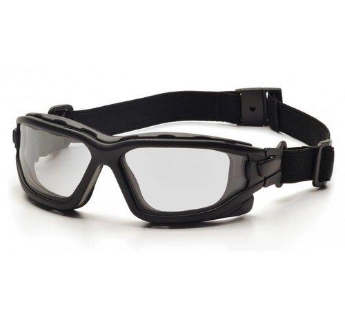 Pyramex I-Force CLEAR Brille Dual Anti-Beschlag Linse (Klasse 3)