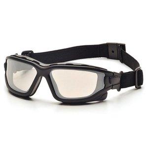 Pyramex I-Force INNEN/AUßEN SPIEGEL Brille Dual Anti-Beschlag Linse (Klasse 3)