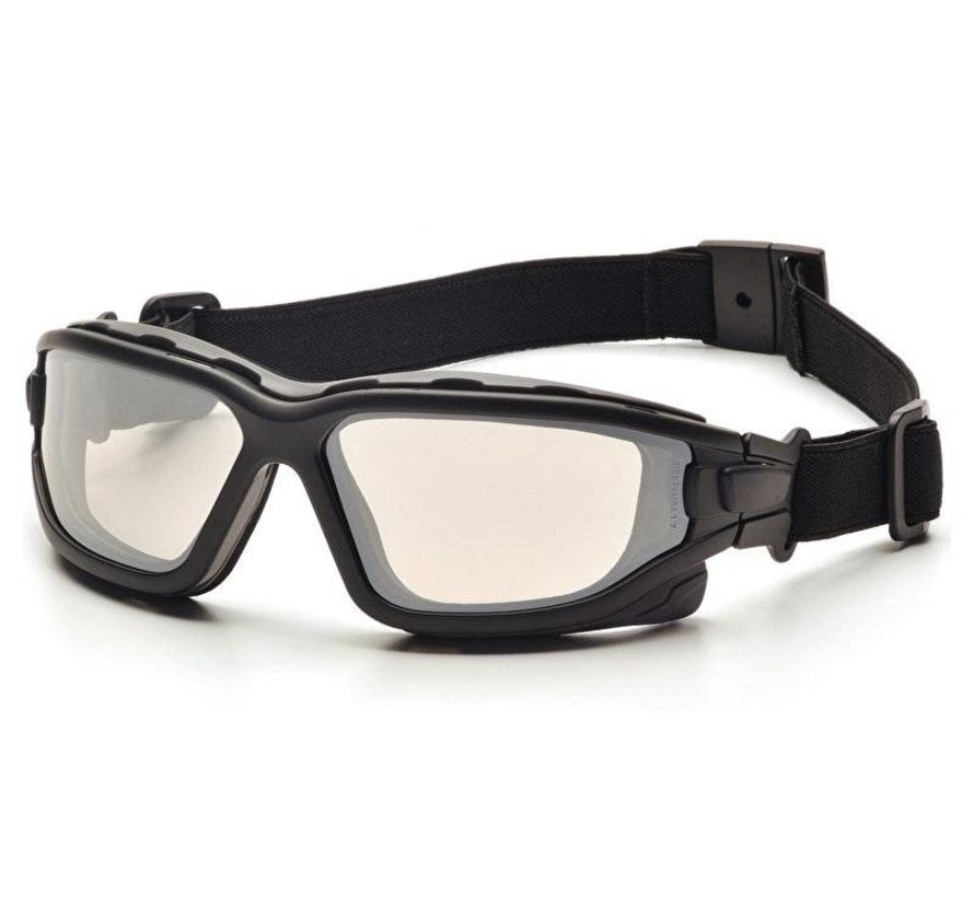 I-Force INDOOR/OUTDOOR MIRROR Goggle Dual Anti-Fog Lens (Class 3)