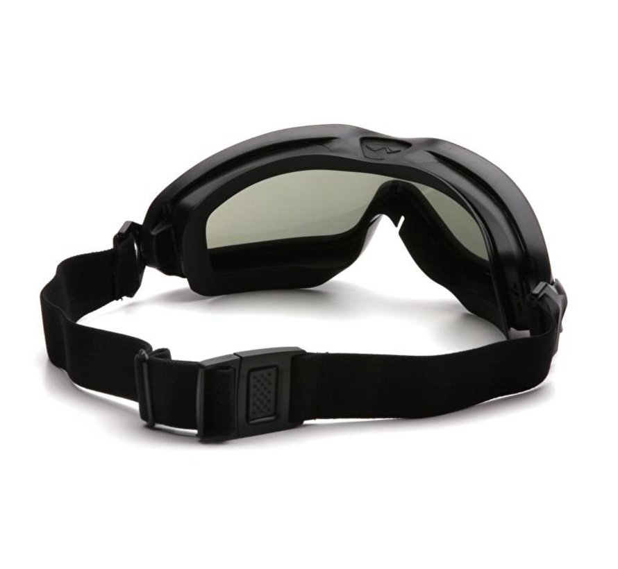 V2G-Plus GREY Brilles Dual Anti-Beschlag Linsen (Klasse 2)