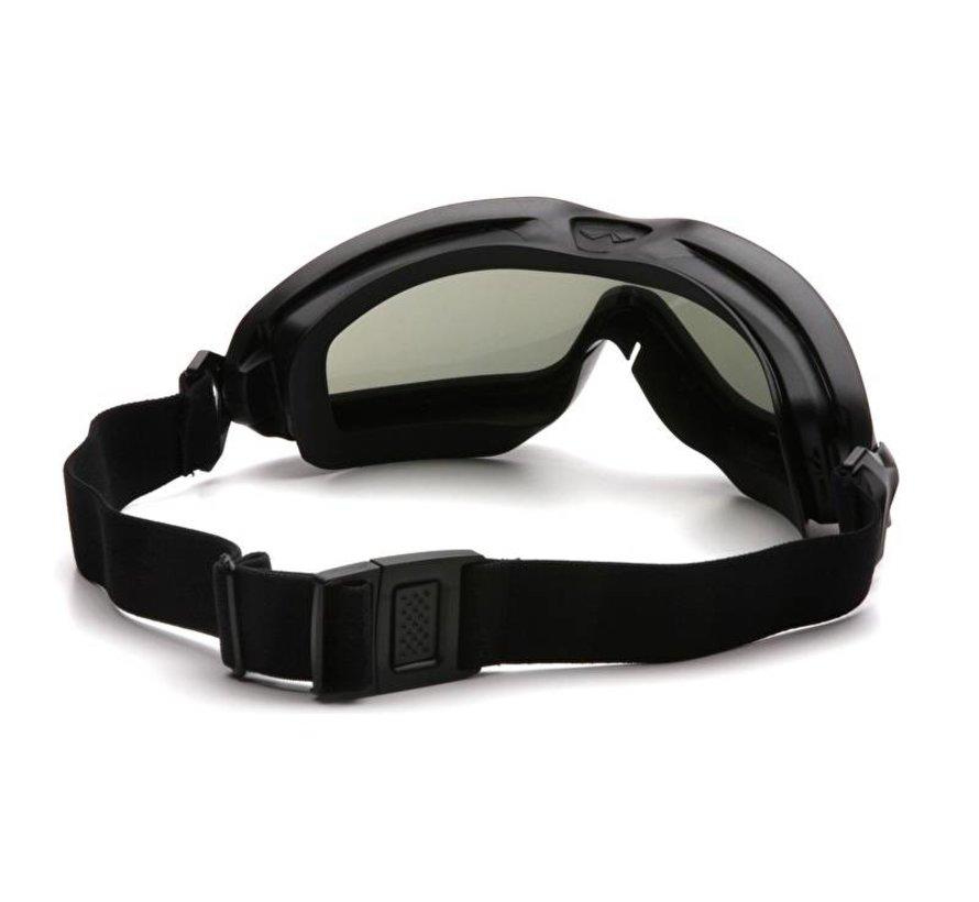 V2G-Plus GREY Goggle Dual Anti-Fog Lens (Class 2)