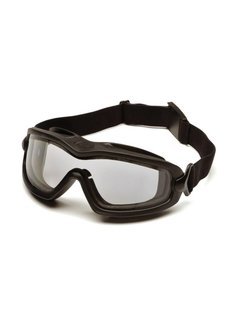 Pyramex V2G-Plus -CLEAR Brille Dual Anti-Beschlag Linsen (Klasse 2)